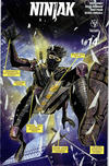 Cover Thumbnail for Ninjak (2015 series) #14 [Cover F - Matt Kindt]