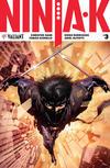 Cover for Ninja-K (Valiant Entertainment, 2017 series) #3 [Cover A - Trevor Hairsine]
