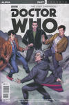 Cover Thumbnail for Doctor Who: The Lost Dimension Alpha (2017 series)  [Cover C]