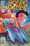 Cover Thumbnail for Speed Racer (1987 series) #20 [Newsstand]