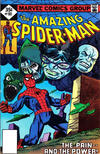 Cover for The Amazing Spider-Man (Marvel, 1963 series) #181 [Whitman]