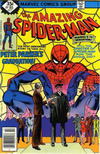 Cover for The Amazing Spider-Man (Marvel, 1963 series) #185 [Whitman]