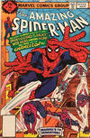 Cover Thumbnail for The Amazing Spider-Man (1963 series) #186 [Whitman]