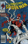 Cover Thumbnail for The Amazing Spider-Man (1963 series) #302 [Newsstand]