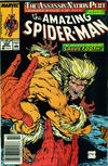 Cover for The Amazing Spider-Man (Marvel, 1963 series) #324 [Newsstand]