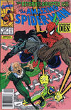 Cover for The Amazing Spider-Man (Marvel, 1963 series) #336 [Newsstand]