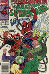 Cover for The Amazing Spider-Man (Marvel, 1963 series) #338 [Newsstand]