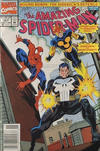 Cover for The Amazing Spider-Man (Marvel, 1963 series) #357 [Newsstand]