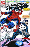 Cover Thumbnail for The Amazing Spider-Man (1963 series) #358 [Newsstand]