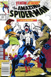 Cover for The Amazing Spider-Man (Marvel, 1963 series) #374 [Newsstand]