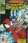 Cover Thumbnail for The Amazing Spider-Man (1963 series) #377 [Newsstand]