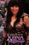 Cover for Xena: Warrior Princess: Year One (Topps, 1997 series) #1 [Photo Cover]