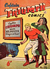 Cover for Captain Triumph Comics (K. G. Murray, 1947 series) #20