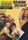 Cover for Illustrierte Klassiker [Classics Illustrated] (Norbert Hethke Verlag, 1991 series) #22 - Der Mann, der lacht