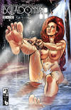 Cover Thumbnail for Belladonna: Fire and Fury (2017 series) #3 [Bath Time Topless Cover]