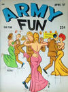 Cover for Army Fun (Prize, 1952 series) #v8#9