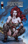 Cover Thumbnail for Belladonna: Fire and Fury (2017 series) #1 [Luscious Cover]