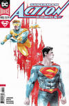 Cover for Action Comics (DC, 2011 series) #995 [Dustin Nguyen Cover]