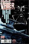 Cover Thumbnail for Star Wars: Vader Down (2016 series) #1 [Gamestop Exclusive Francesco Francavilla Color Variant]