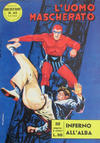 Cover for L'Uomo Mascherato [Avventure americane] (Edizioni Fratelli Spada, 1962 series) #62