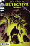 Cover for Detective Comics (DC, 2011 series) #972 [Rafael Albuquerque Cover]