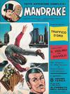 Cover for Mandrake - Albi del Vascello - Serie cronologica (Edizioni Fratelli Spada, 1972 series) #34