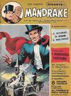 Cover for Mandrake - Albi del Vascello - Serie cronologica (Edizioni Fratelli Spada, 1972 series) #35