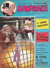 Cover for Mandrake - Albi del Vascello - Serie cronologica (Edizioni Fratelli Spada, 1972 series) #38
