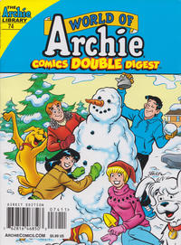 Cover Thumbnail for World of Archie Double Digest (Archie, 2010 series) #74