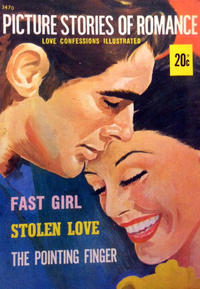Cover Thumbnail for Love Confessions Illustrated (Magazine Management, 1968 ? series) #3470
