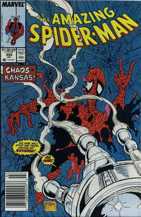 Cover Thumbnail for The Amazing Spider-Man (Marvel, 1963 series) #302 [Newsstand]