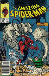 Cover Thumbnail for The Amazing Spider-Man (Marvel, 1963 series) #303 [Newsstand]
