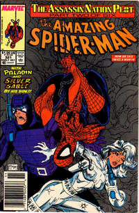 Cover Thumbnail for The Amazing Spider-Man (Marvel, 1963 series) #321 [Newsstand]
