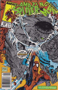 Cover Thumbnail for The Amazing Spider-Man (Marvel, 1963 series) #328 [Newsstand]