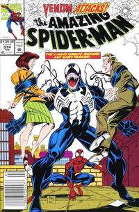 Cover Thumbnail for The Amazing Spider-Man (Marvel, 1963 series) #374 [Newsstand]