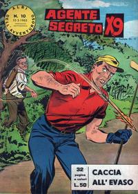 Cover Thumbnail for Albi dell'Avventuroso (Edizioni Fratelli Spada, 1963 series) #10