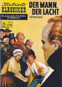 Cover Thumbnail for Illustrierte Klassiker [Classics Illustrated] (Norbert Hethke Verlag, 1991 series) #22 - Der Mann, der lacht