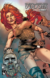 Cover Thumbnail for Belladonna: Fire and Fury (Avatar Press, 2017 series) #3 [Killer Body Nude Cover]