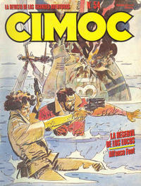 Cover Thumbnail for Cimoc (NORMA Editorial, 1981 series) #54