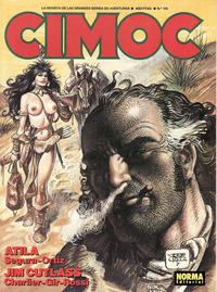 Cover Thumbnail for Cimoc (NORMA Editorial, 1981 series) #116