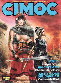 Cover Thumbnail for Cimoc (NORMA Editorial, 1981 series) #117