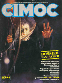 Cover Thumbnail for Cimoc (NORMA Editorial, 1981 series) #93