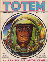 Cover Thumbnail for Totem (Editorial Nueva Frontera, 1977 series) #1