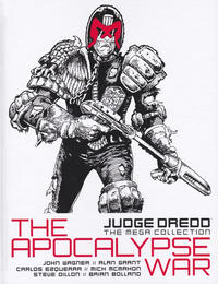 Cover Thumbnail for Judge Dredd: The Mega Collection (Hachette Partworks, 2015 series) #36 - The Apocalypse War