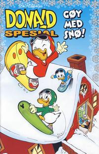 Cover for Donald spesial (Hjemmet / Egmont, 2013 series) #[1/2018]