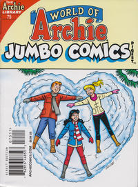 Cover Thumbnail for World of Archie Double Digest (Archie, 2010 series) #75