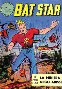 Cover Thumbnail for Albi dell'Avventuroso (Edizioni Fratelli Spada, 1963 series) #7