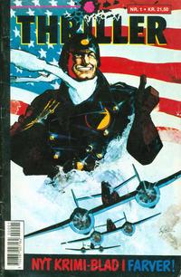 Cover Thumbnail for Thriller (Interpresse, 1989 series) #1