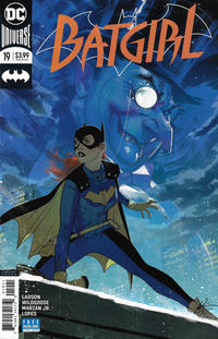 Cover Thumbnail for Batgirl (DC, 2016 series) #19 [Josh Middleton Variant]
