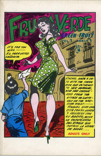 Cover Thumbnail for Fruta Verde Green Fruit (World Wide News Corporation, 1965 ? series) #1